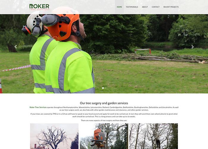Roker Tree Services - Tree Surgeon in Northampton